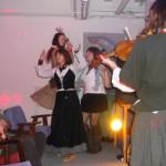 Driady w tańcu- publiczność Kicia Koci