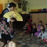 Nihon Monogatari w przedszkolu w Poznaniu