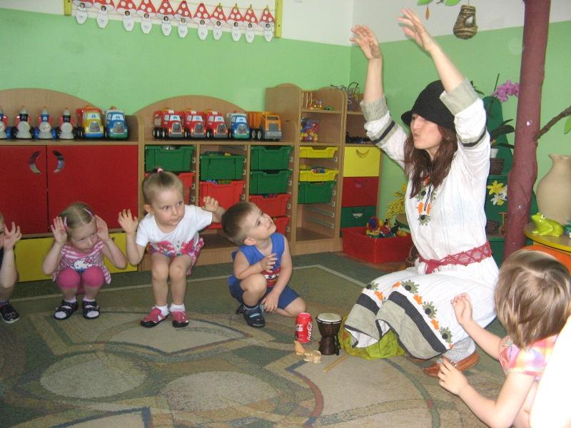 Bajka o Zającu Przedszkole nr 19 w BIałymstoku