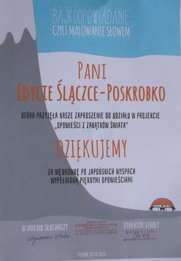 podziekowanie-Poznan